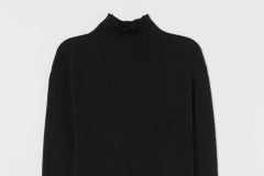 Ribbed Turtleneck Top - https://www2.hm.com/en_us/productpage.0790651001.html
