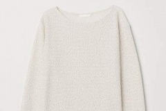 Boat-necked Jersey Top H&M - https://www2.hm.com/en_us/productpage.0620081001.html