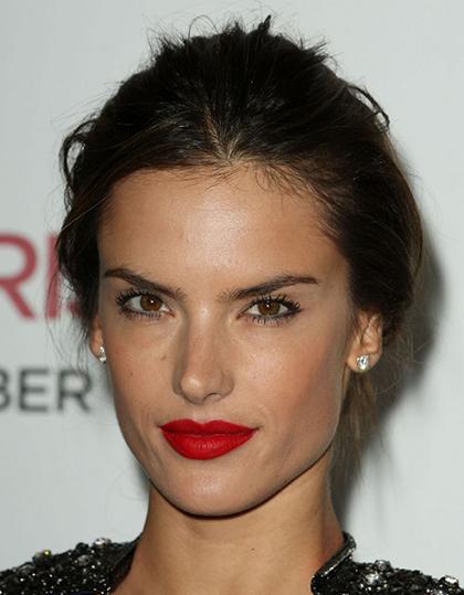 labial rojo perfecto