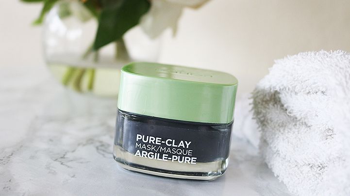 loreal pure clay mask detox