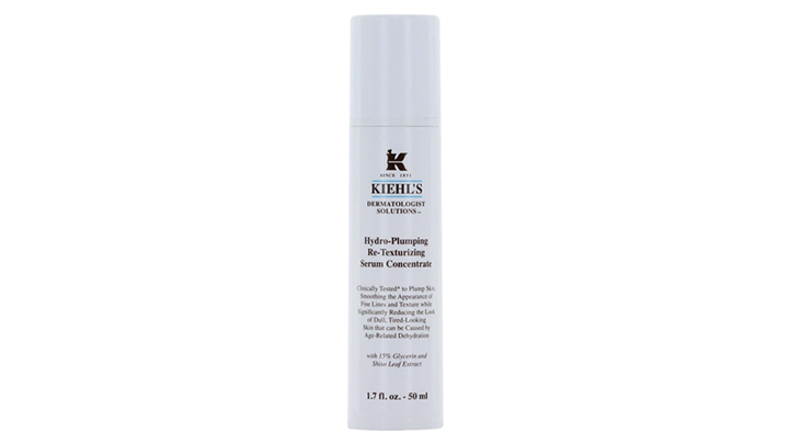kiehls hydro plumping serum