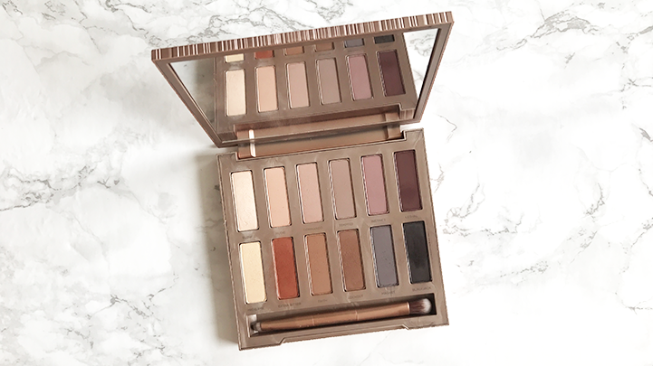 naked ultimate basics palette urban decay