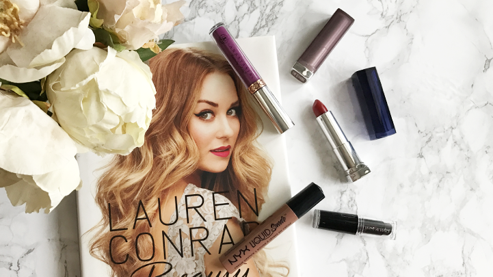 top 5 fall lipsticks