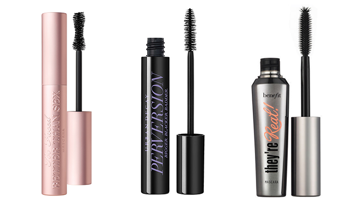 top 3 mascaras high-end