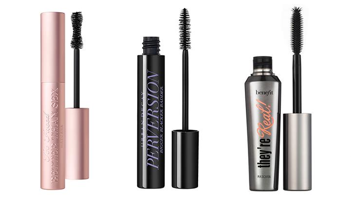 top 3 mascaras high-end