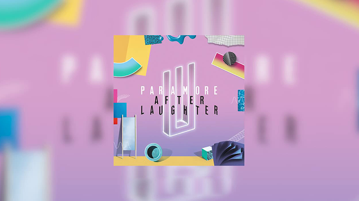 "How Paramore's ""After Laughter"" CD has been my release."