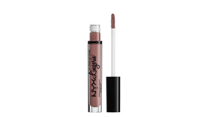 lingeria lipstick bustier nyx cosmetics