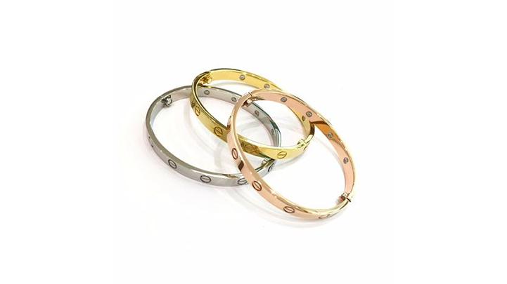 love bracelet indigo
