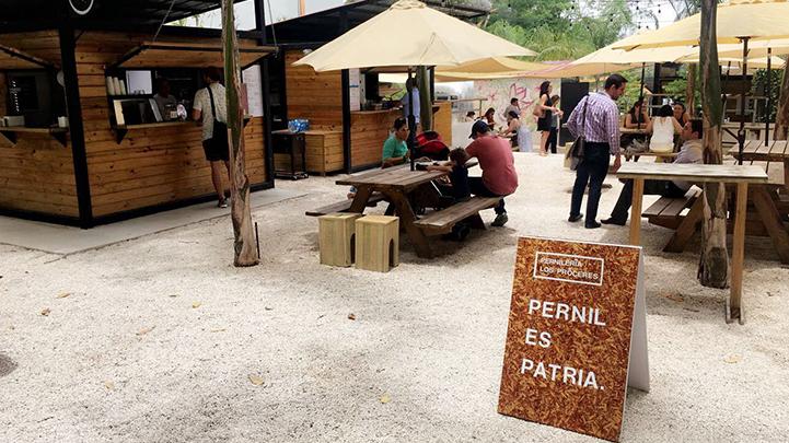 La alcapurria quemá weekly foodies
