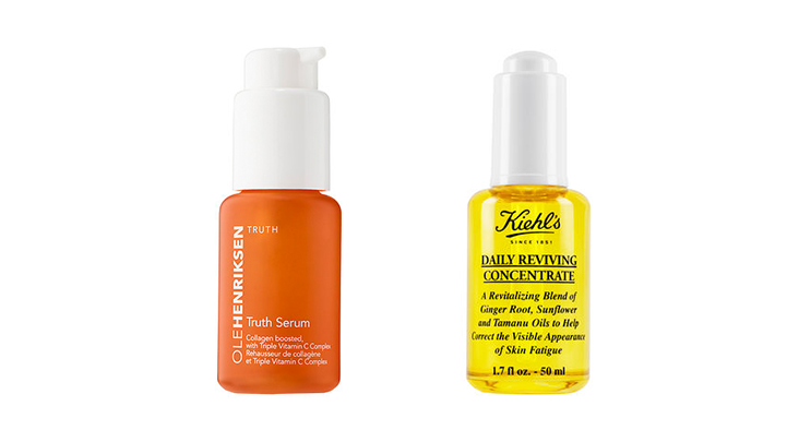 Olehenriksen Truth Serum Kiehls Daily Reviving Concentrate
