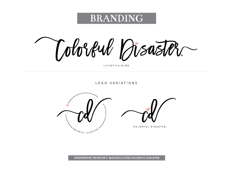 New Branding Colorful Disaster