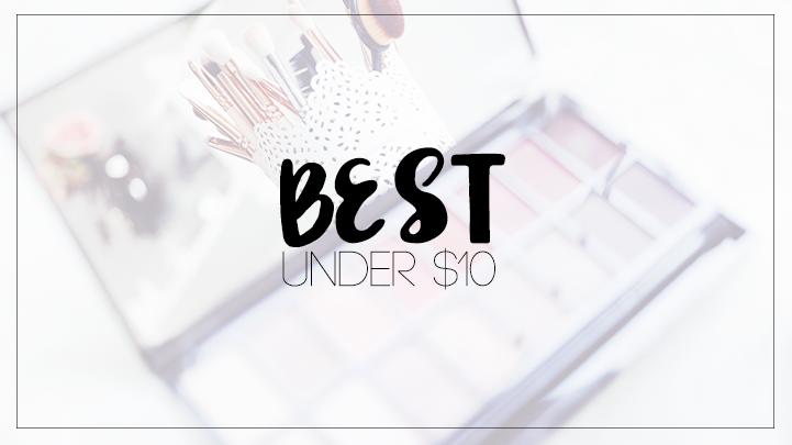 Mejores productos por menos de $10