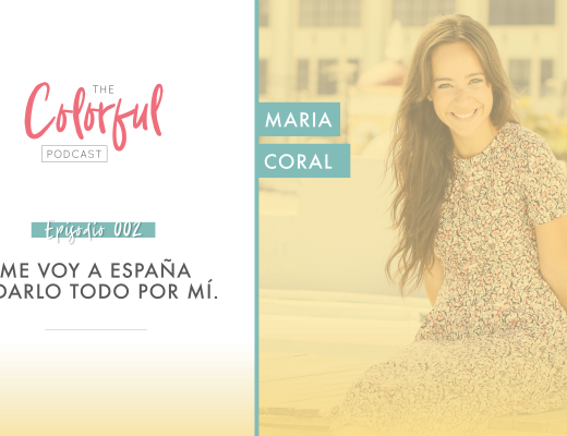 The Colorful Podcast Maria Coral