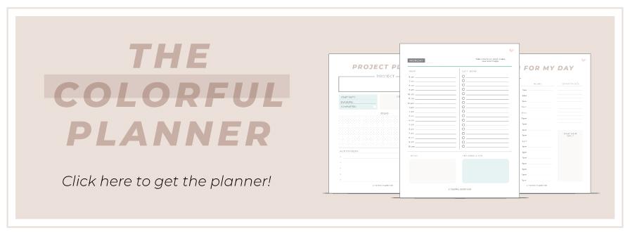 Planner Imprimible