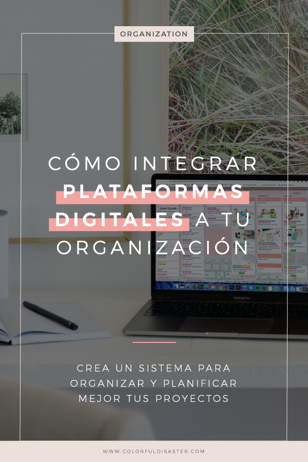 Cómo integrar plataformas digitales a tu organización